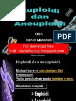 aneuploidi & euploidi
