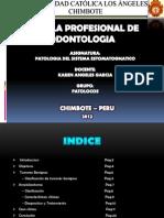 ameloblastoma !!!
