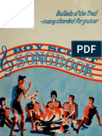 Boy Scout Songbook (1979)
