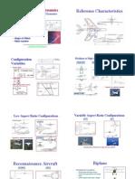 Configuration Aerodynamics Lecture4-5