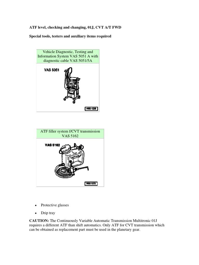 audi cvt maintenance manual automatic transmission transmission