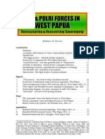 Military Expansion of West Papua