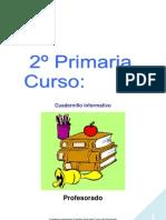 Cuaderno Informativo Curso 2º