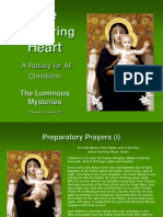 Luminous Mysteries PowerPoint