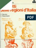 I dialetti delle regioni d'Italia