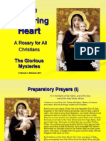 Glorious Mysteries PowerPoint (Alternative)