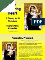 Glorious Mysteries PowerPoint (Alternative)