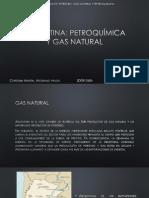Christian m. Medrano Prado - Gas y Petroquimica en Argentina- Practica 7-8