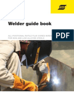 ESAB Welder Pocketguide