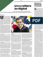 Desafios para a cultura na revolução digital
