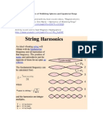 52771110 Harmonics of Wobbling Spheres and Equatorial Rings Copia