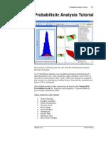 Tutorial 02 Probabilistic Analysis