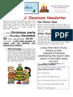 Week 18 Newsletter