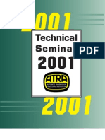 2001 ATRA Semianr Manual