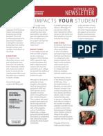 FGUS Newsletter October 2012