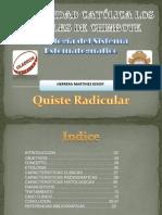 Quiste Radicular Kendy Herrera Martinez