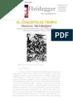 Heidegger en castellano