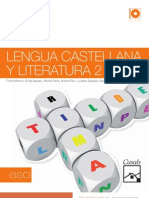 Lengua Castellana y Literatura 2 UNIDAD 4 ESP