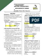 RV.05 - ANALOGÍAS