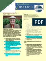 District Dispatch November 2012-Special[1]