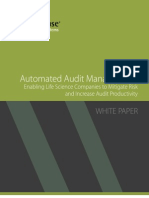 Whitepaper - Automated Audit Management
