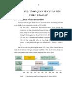 Bài viết giới thiệu về chuẩn nén Video H264