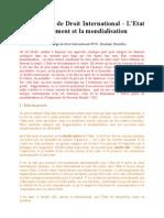 Revue Belge de Droit International
