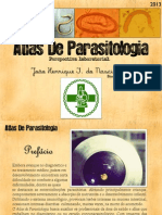 Atlas de Parasitologia - Joao Henrique Do Nascimento