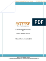 Astitva International Journal of Commerce, Management and Social Sciences