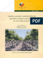 RIEGO LOCALIZADO DE ALTA FRECUENCIA