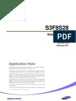An s3f8s28x Smoke Detector REV00-0