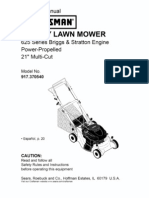 ! Mower Manual l0702162