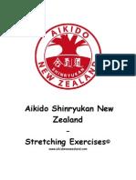Shinryukan Stretching Program