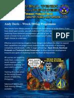 Andy Davis Wreck Diving Courses