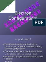 Electron Configuration!