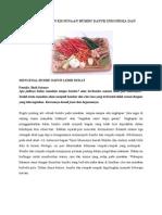 Mengenal Jenis Dan Kegunaan Bumbu Dapur Indonesia Dan Eropa