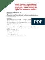 Daftar Lowongan Kerja Teknik Industri