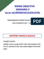 ganglia basalis