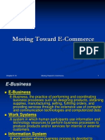 Chapter 1 - Towards E-Commerce