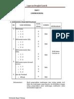 Data Komisioning Bengkel