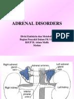 Adrenal Disorders Kuliah