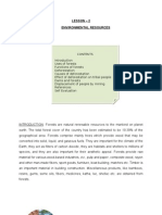 2 - Environmental Resources