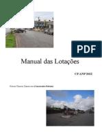 Manual das Lotações