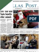 The Dallas Post 12-16-2012