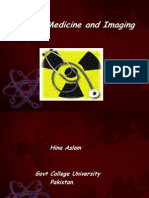 Nuclear Medicine and Imaging