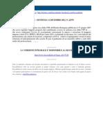 Corte Di Cassazione n 22579_2012