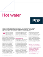 Internal Auditing Magazine December January 2010 - Northern Ireland Water