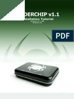 Tutorial SpiderChip v1.1