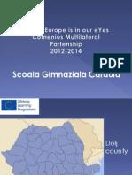Romania School Presentation