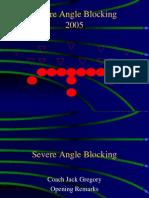 Severe Angle Blocking Pres 2005